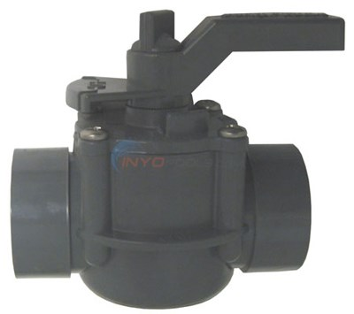 "VALVE,SPACE SAVER 2-PORT 1 1/2""-2"" EQBV"