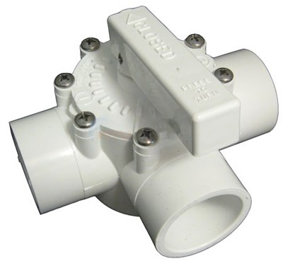 VALVE, DIVERTER 3-WAY GRID EQBV (03000)