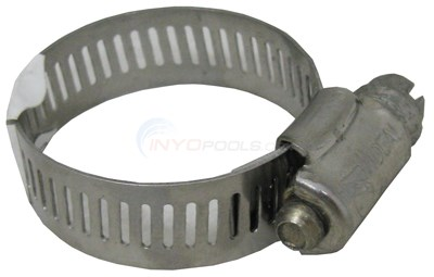 CLAMP,S.S.HOSE 11/16 TO 1 1/2IN