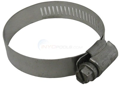 CLAMP,S.S.HOSE 1 5/16 TO 2IN