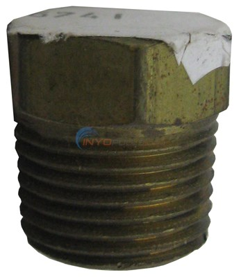 "H-Series 3/8"" Brass Plug 3/8IN"