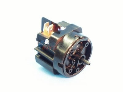 Air Switch, SPDT, Latching, 20A - 6861-AC