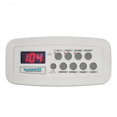 Jandy 8 Function Spalink RS 150 ft White (Digital) - 7227