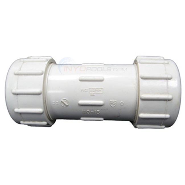 "Flo Control Coupling, Compression (dresser) 1 1/2"" (110-15)"