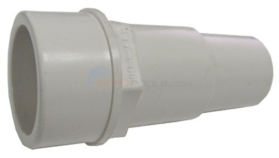 "Hose Adapter 1-1/2""Spg. X 1-1/4""/1 - 417-6080"