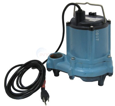 PUMP, SUBMERSIBLE 6E-CIM