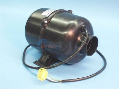 Air Blower, 1 HP, 120V, Amp Plug - 800-10110-AP4