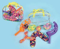 Pool Party Pack, 9Pc - 8073