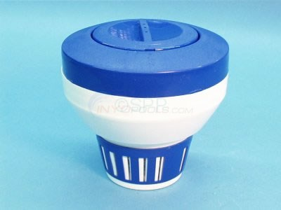 "Chemical Dispenser, Floating, for 3"" tablets - 8077"