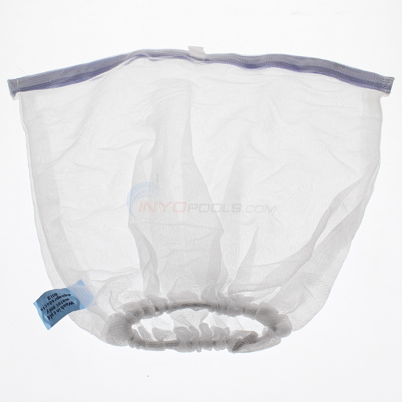 Filter Bag, Coarse Mesh, With Elastic