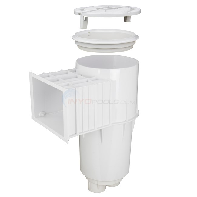 Pentair 2 In. Female Skimmer with equalizer valve and circular weir - 84420500