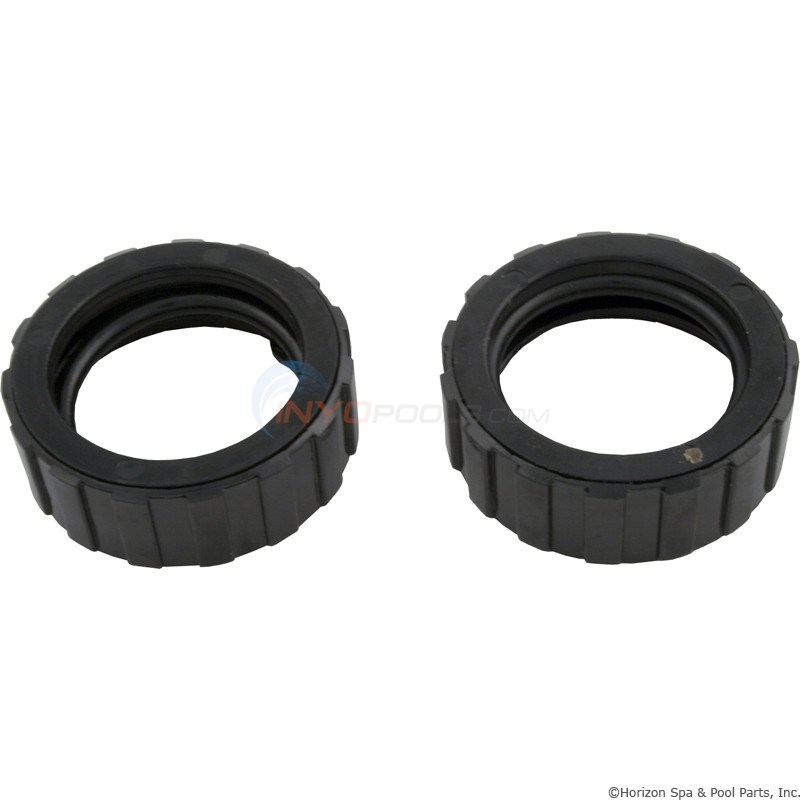 HOSE NUT, BLACK (360)