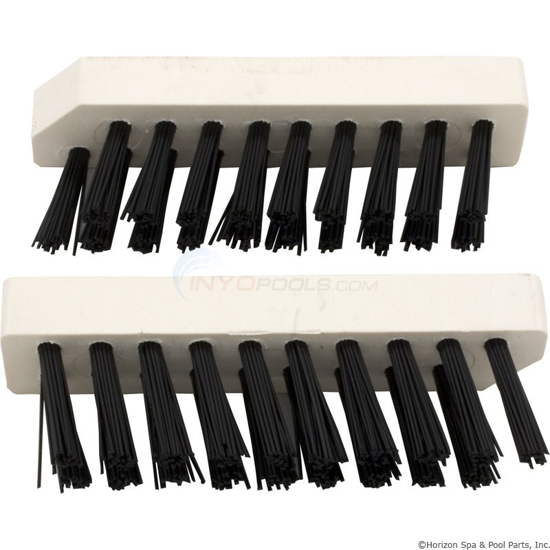 BRUSH, CENTER (PKG OF 2)