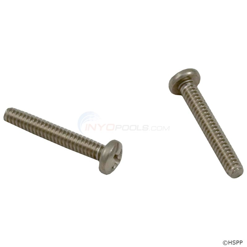 SCREW, (SOLD AS SET OF 2)