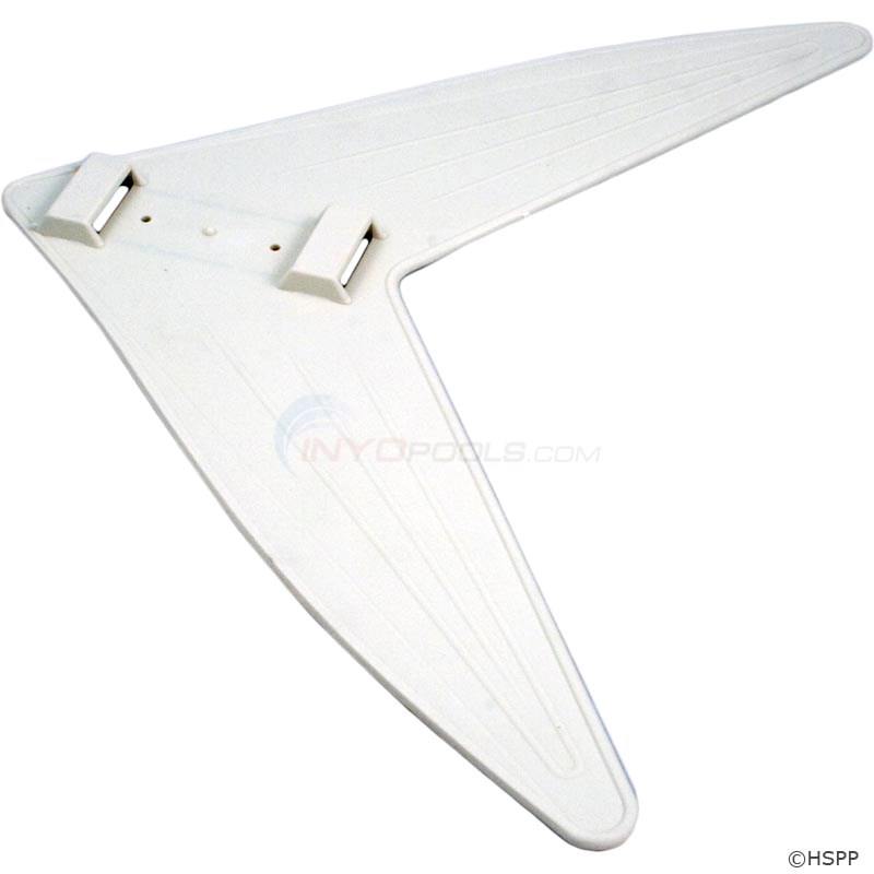 STEP DEFLECTOR WING