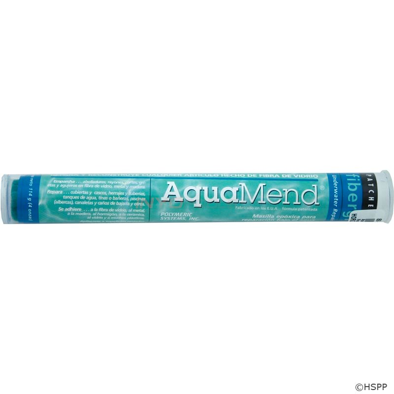 AquaMend Underwater Repair Epoxy Putty, 4 Oz. Stick - 88-265-1005