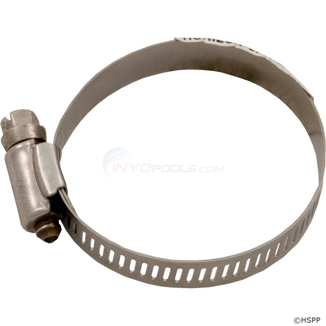 "Stainless Clamp, 1-5/16 to 2-1/4"" (H03-0007)"