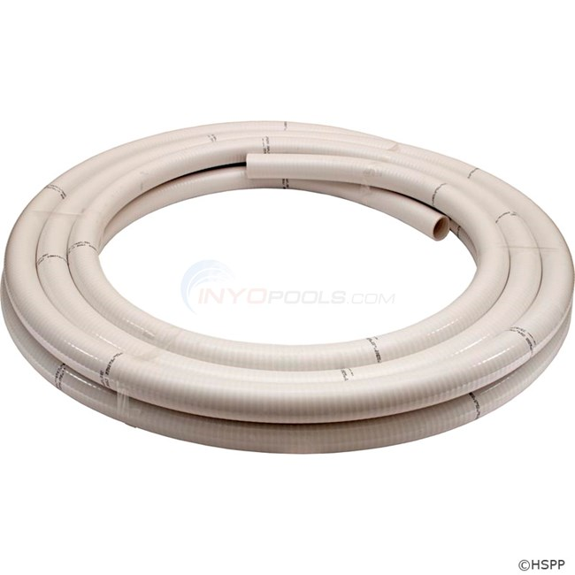 "Flexible PVC Pipe 1.5""x50' - 120-0140"