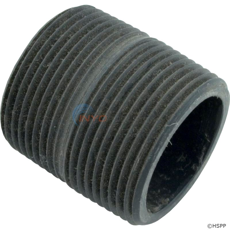 "Nipple, Sch80, 1-1/4"" x Close - 89-575-3376"