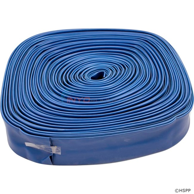 "Hose, Backwash 2"" x 200` Roll, Blue (20200-BLUE)"