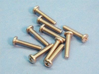 "Screw, Machine #8-32 x 7/8"" - 8C87MXPS-B10"