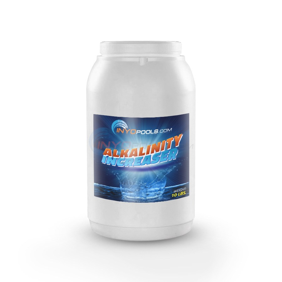 Pool Alkalinity Increaser 10 Lb. Jar