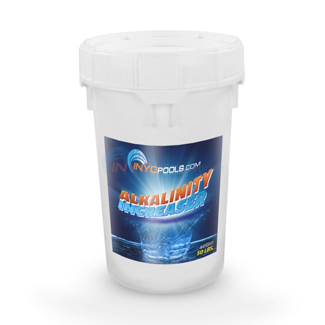 Pool Alkalinity Increaser 50 Lbs. - P36050DE