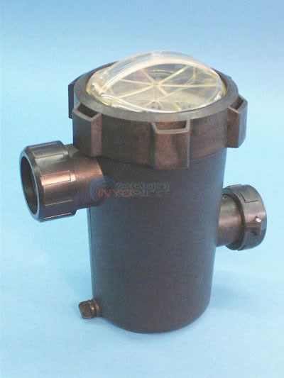 Custom Molded Products Pump Leaf Trap Strainer (1.5in) - 25300-004-000