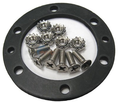 GASKET, SCREW KIT FOR ROUND FLANGE ELEMENT
