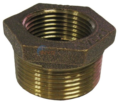 "BUSHING, ADAPTER 1"" X 1.25"" (BRASS)"