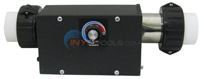 FLOW-THRU HEATER ASSY, 120V With ENCLOSURE (20-08410)