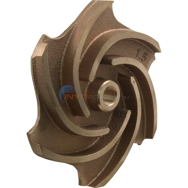Val-Pak Products Impeller, Bronze 1.5 HP - 91691201