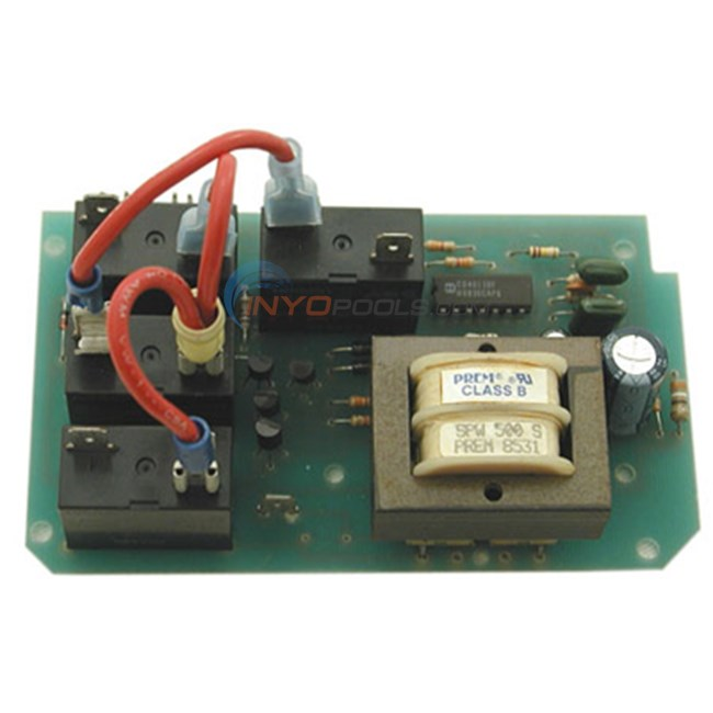 Allied Innovations Board, Circuit Hardwire (3-60-0005)