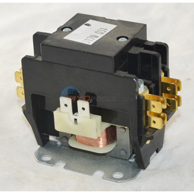Western Switches & Controls CONTACTOR 120V COIL, 20 FLA