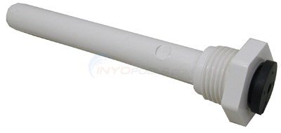 THERMOWELL, PLASTIC 1/2 IN