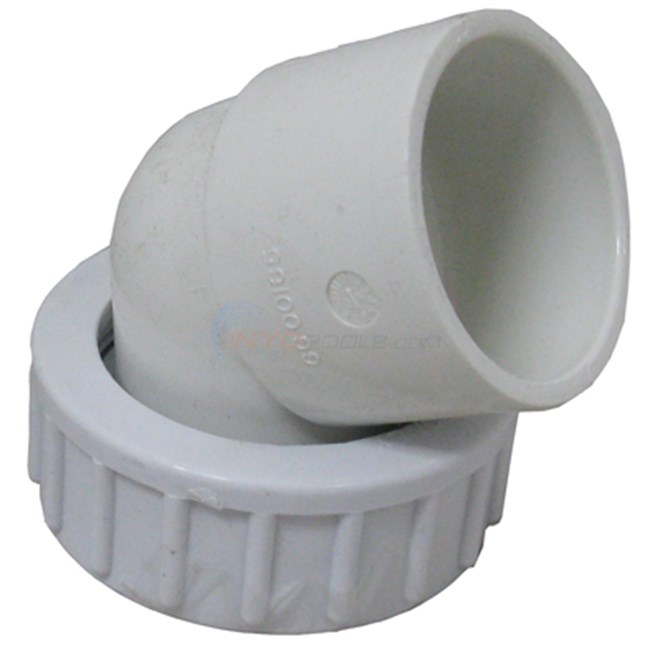 "Balboa 1-1/2"" Slip 65 Degree Union, 1-1/2"" Buttress (92065)"