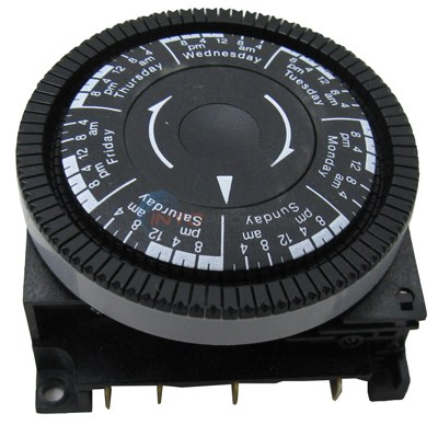 Allied Innovations Timer, 7 Day, 110v, Ta4088 (3-40-0019)
