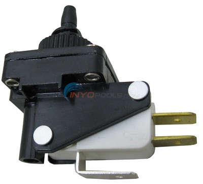 Len Gordon Air Switch, Momentary, SPDT, 3AMP - JAG-3