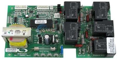 CIRCUIT BOARD - ECO 1 (33-0014A-R7)