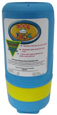 Pool Frog Mineral Cartridge for IG Pool (01-12-5412)