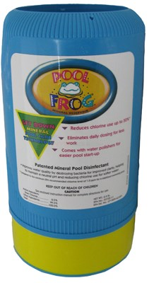 Pool Frog Mineral Resevoir for AG Pool (01-12-5112)