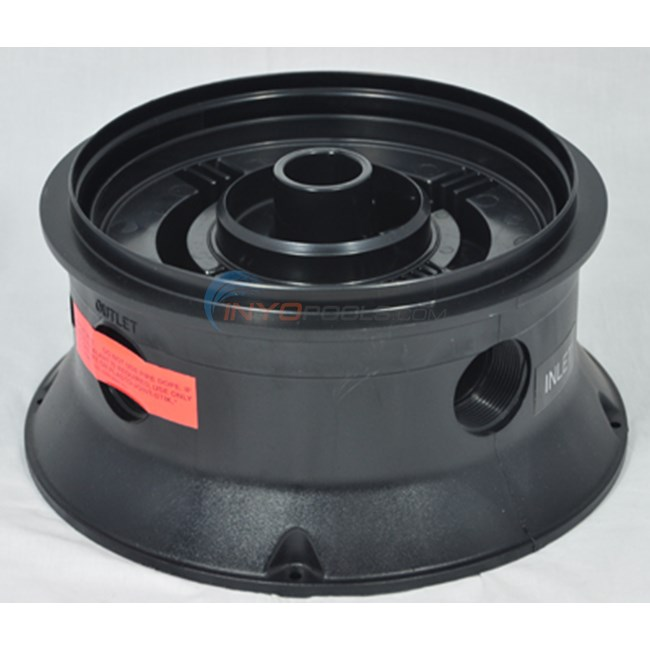 Pentair Base With Pipe Plug (wc104-78p)