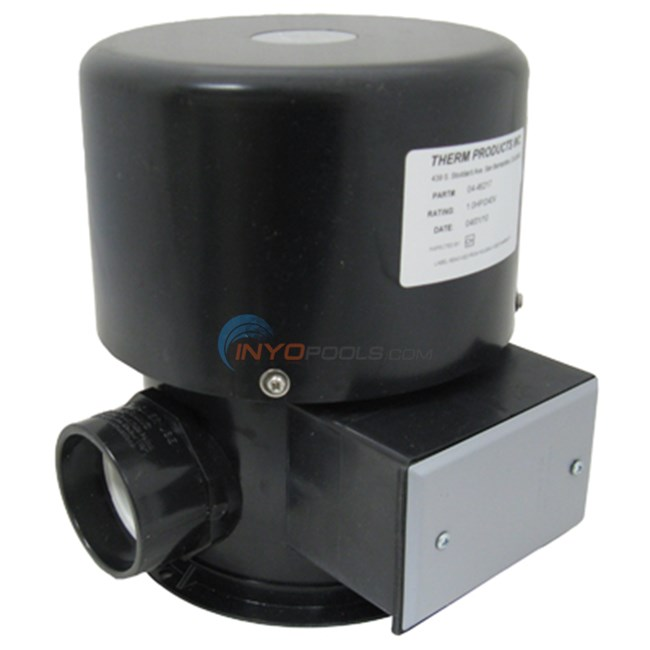 Thermcore Products Blower, Side Mount, 1 H.p. 240v (400-10220-box) - 04-46217