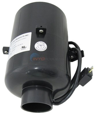 Ltd Qty Blower, Deluxe 1 1/2 Hp 220v, Mini Jj Cord (no Vendor Assigned)