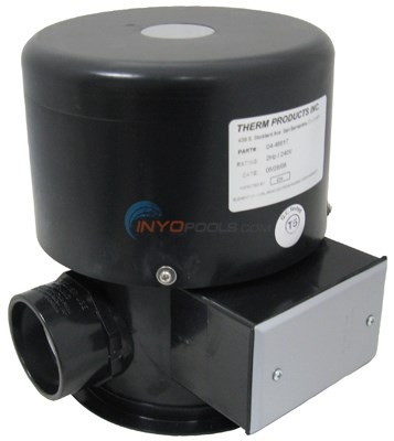 Thermcore Products Blower, Side Mount, 2 H.p. 240v (400-20220-box) - 04-46617