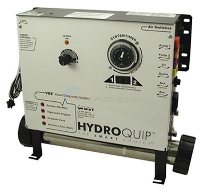 CS9000- U WITH 2ND PUMP CIRCUIT