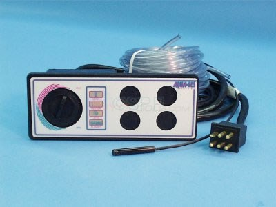 Spa Side, 4 Button, 120V w/Label, 10Cord - 930750-516
