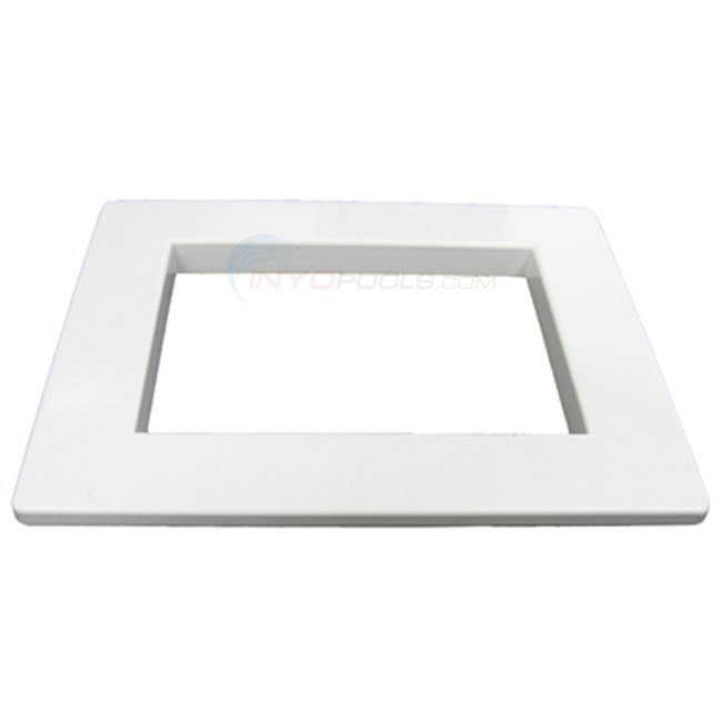 Custom Molded Products Skimmer Faceplate Cover,standard,white (25540.0200)