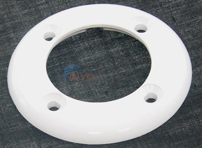INLET FACE PLATE, WHITE