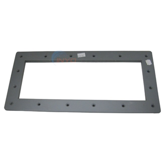Custom Molded Products Skimmer Face Plate, Widemouth, Gray - 25541.011